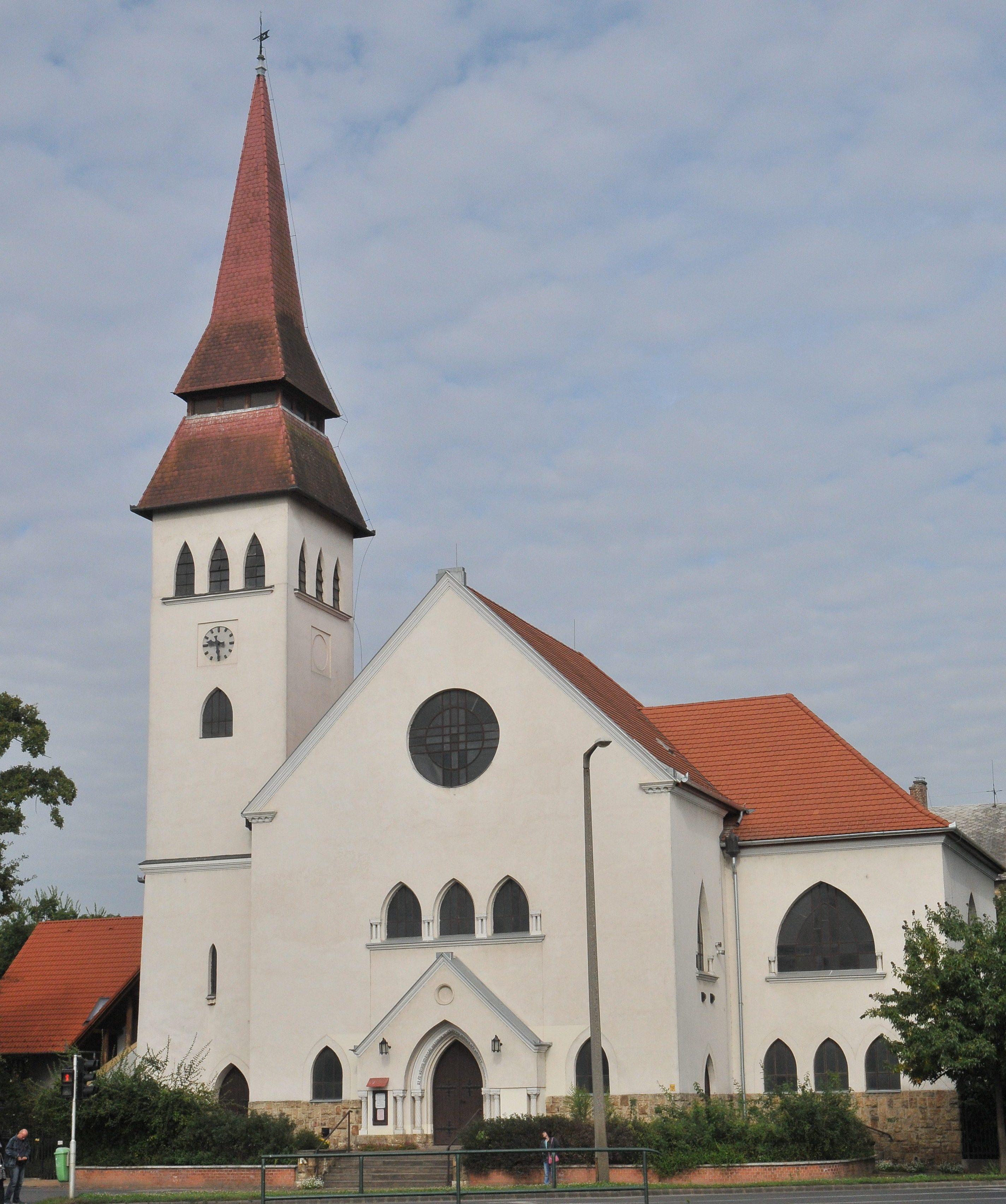 Debrecen-Mester utcai Református Egyházközség